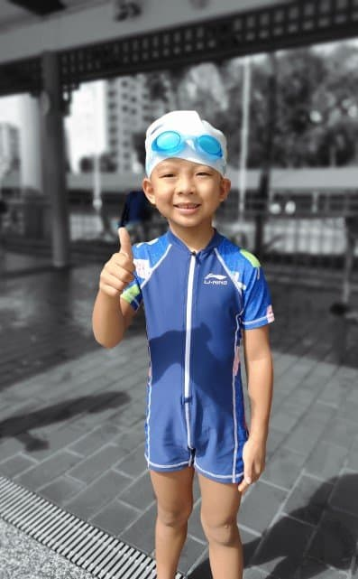 Kids Swimming Lessons 4