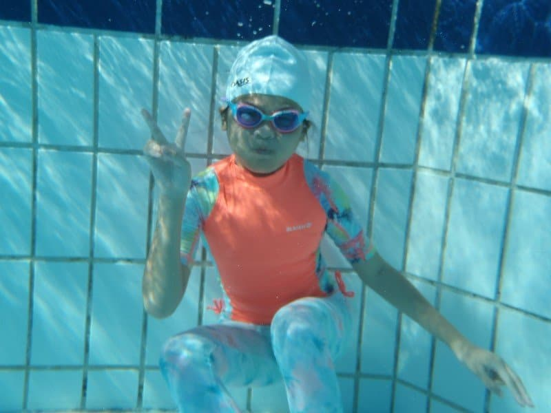 swimsafer stage Silver