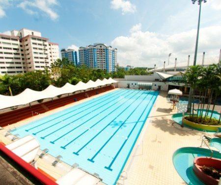 Swimming Lessons In Choa Chu Kang Swimming Complex Swim101SG