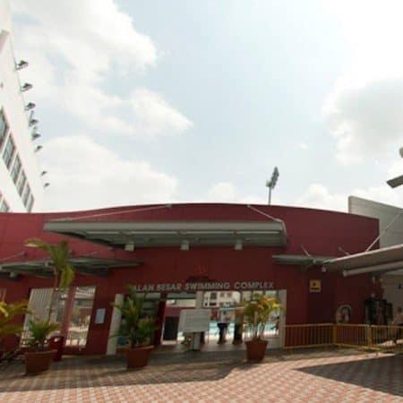 Swimming Lessons in Jalan Besar Swimming Complex Swim101SG
