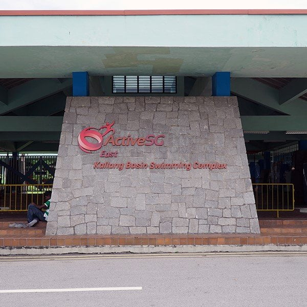 Swimming Lessons in Kallang Basin Swimming Complex Swim101SG