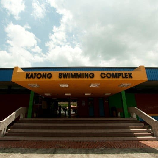 Swimming Lessons in Katong Swimming Complex Swim101SG