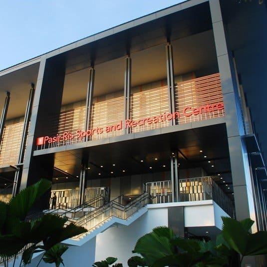 Swimming Lessons in Pasir Ris Swimming Complex Swim101SG