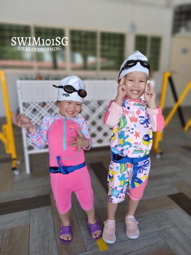 Swim101SG Cover