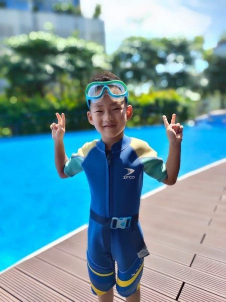 Swimming Lessons For Kids form