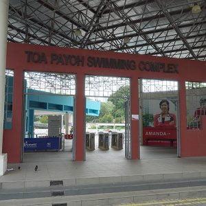 Swimming Lessons in Toa Payoh Swimming Complex Swim101SG