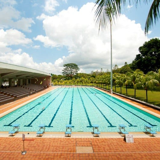 Swimming Lessons In Yio Chu Kang Swimming Complex Swim101SG