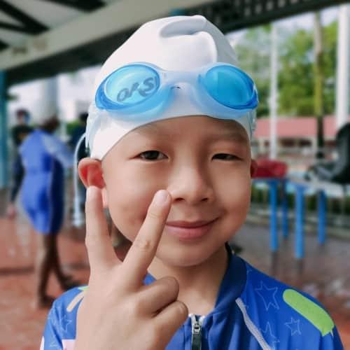 Swimming Lessons Singapore Swim101SG Student 2