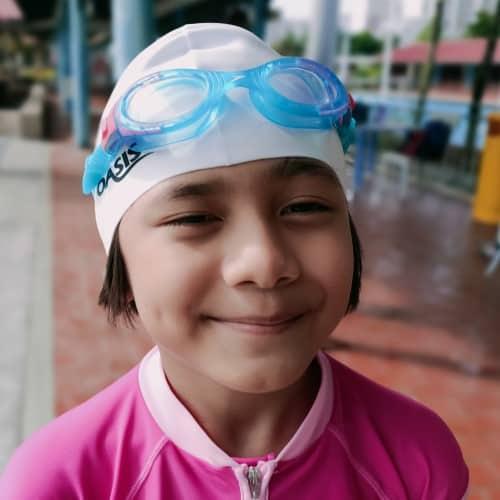 Swimming Lessons Singapore Swim101SG Student 3