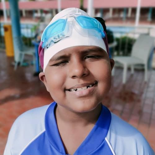 Swimming Lessons Singapore Swim101SG Student 4