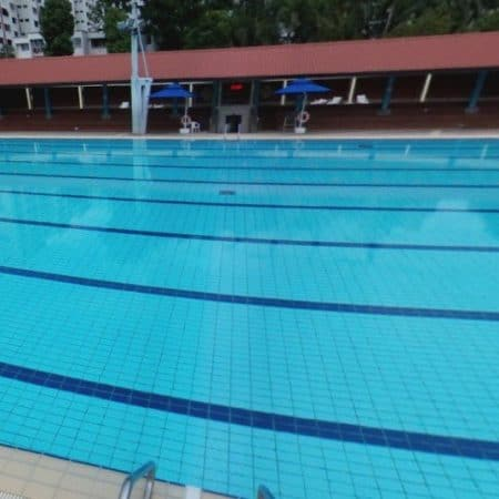 Swimming Lessons In Woodlands Swimming Complex