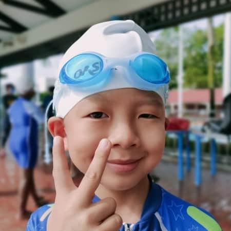 Swim101SG Student 2