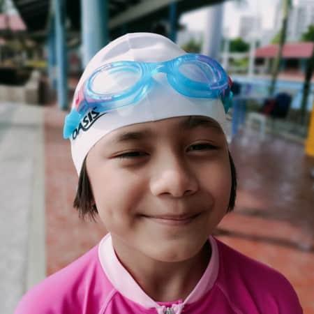 Swim101SG Student 4