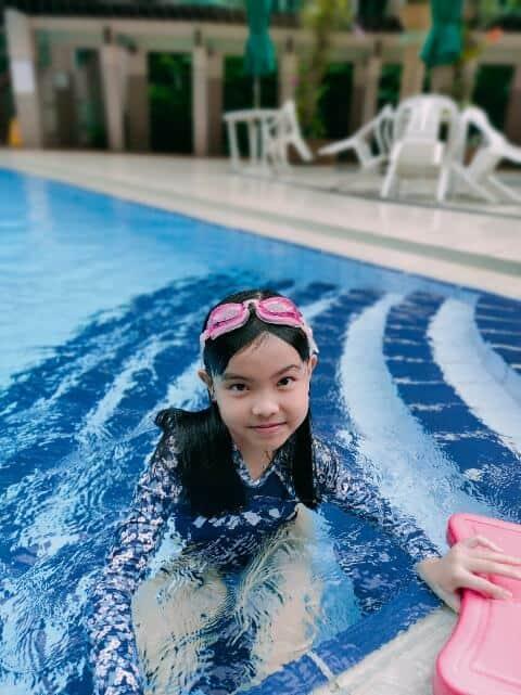 Swimming Lessons For Kids Swim101SG Student