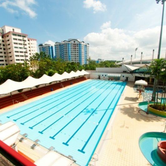 Choa Chu Kang Swimming Complex Swim101SG 600x503