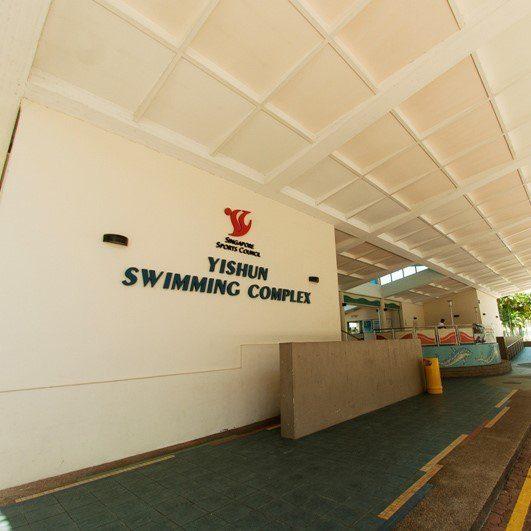 Swimming Lessons In Yishun Swimming Complex